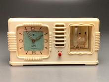 TOKYO TOKEI オルゴール付き 目覚し時計