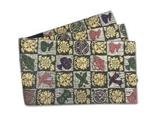金糸市松文様袋帯