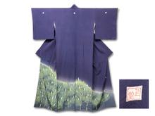 加賀友禅 作家物色留袖